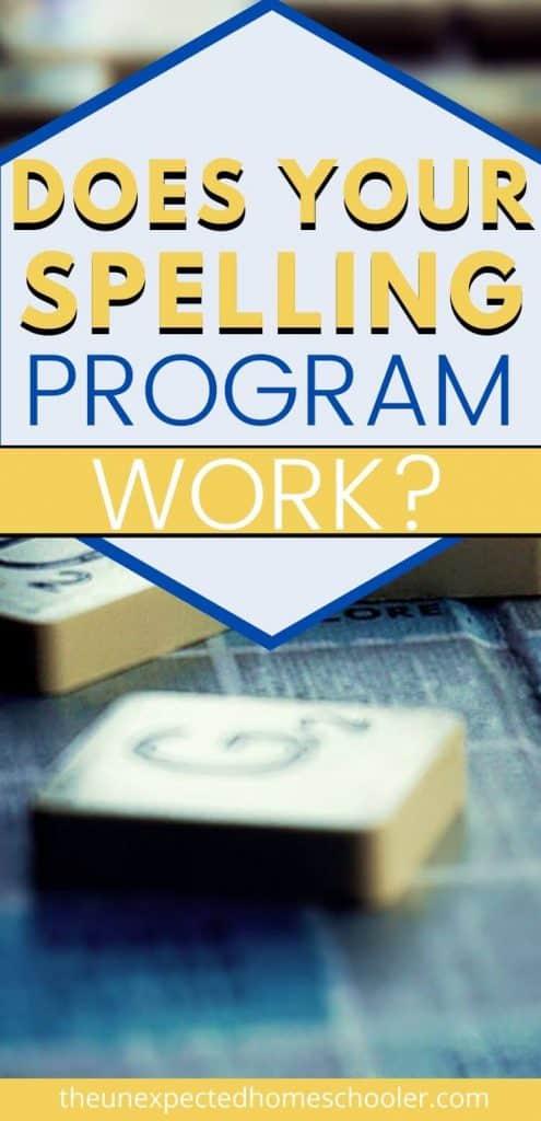 Homeschool Spelling Programs