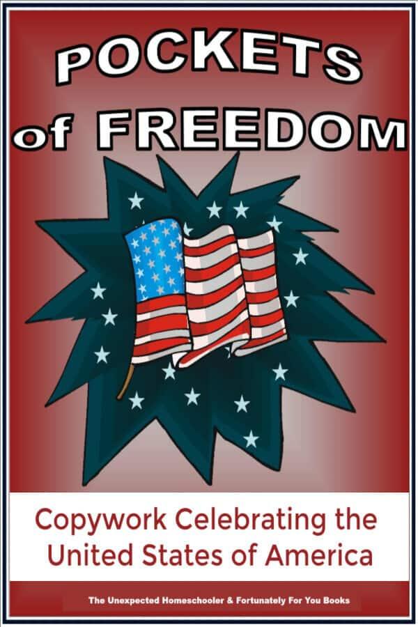 Pockets of Freedom Copywork
