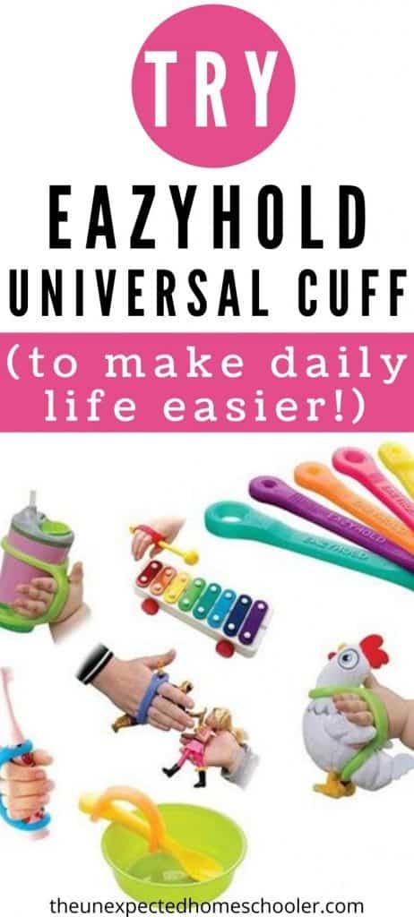 EazyHold- Universal Cuff