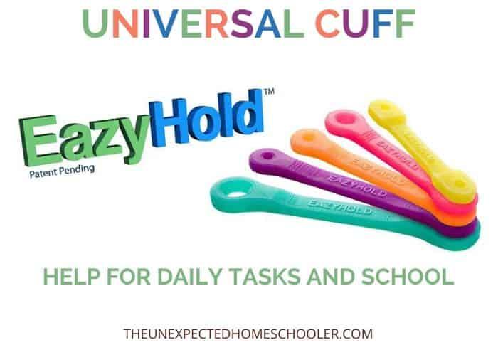 Universal cuff-EazyHold