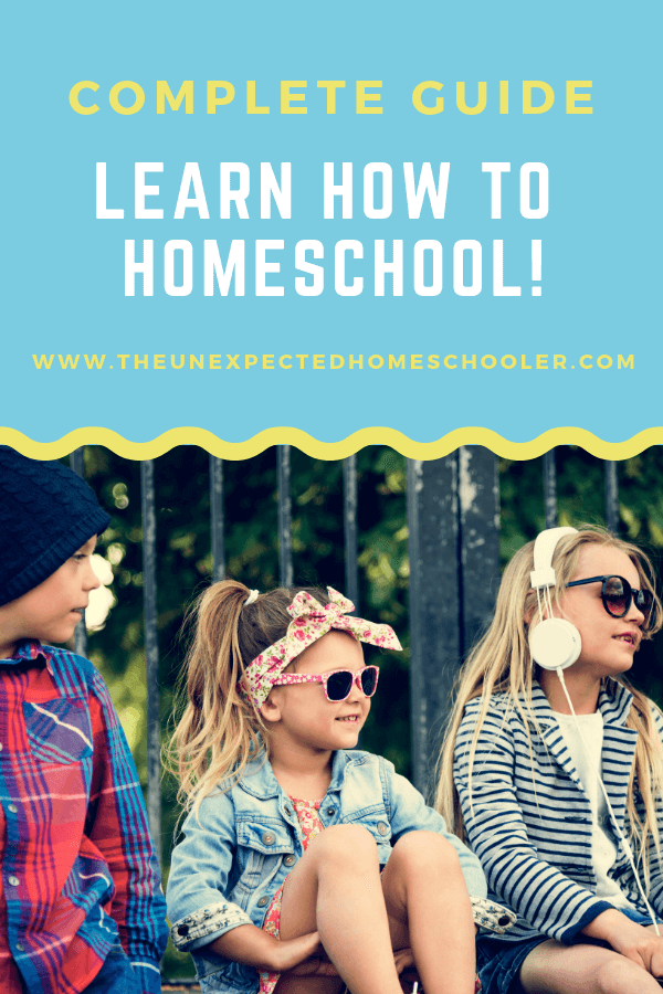 Learn how to homeschool today