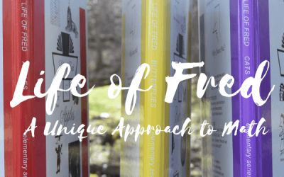 Life of Fred Review- A Unique Approach to Math