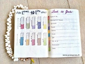 Bullet Journal Finance Tracker