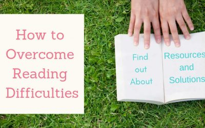 How to Overcome Reading Difficulties- Resources and Solutions