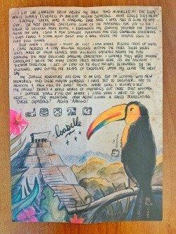 Letters from Afar- Yucatan Peninsula