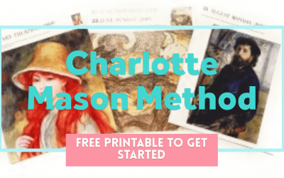 Charlotte Mason Method- How to Get Started