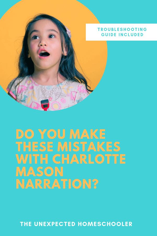 Charlotte Mason Narration