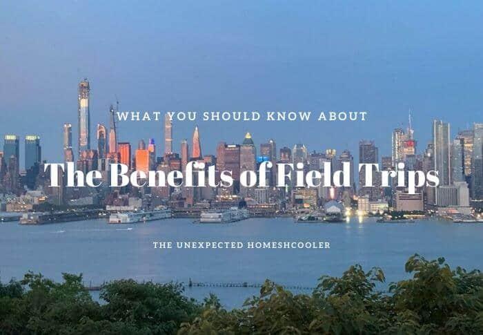 Benefits of Field Trips