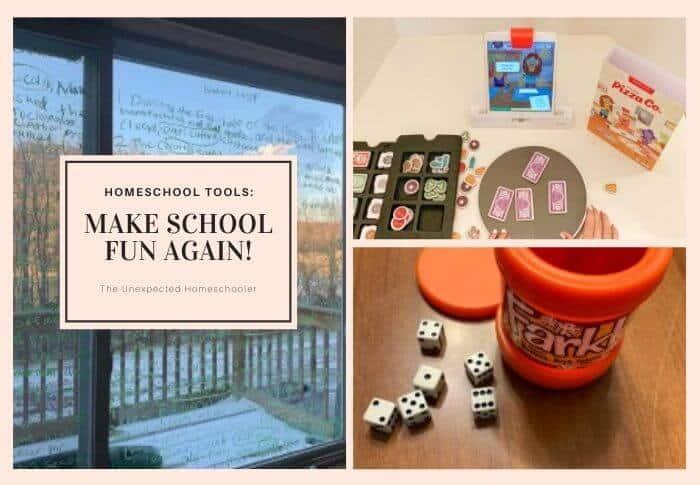 Homeschool Tools