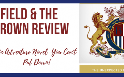 Exciting Adventure Novel- Britfield & the Lost Crown Review
