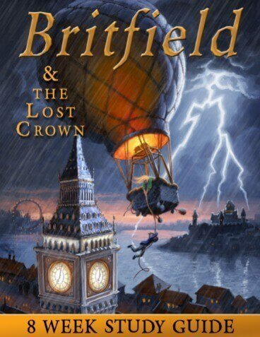 Britfield & the Lost Crown Study Guide