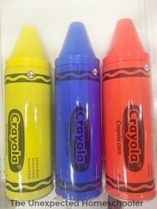 Crayon Photo Props