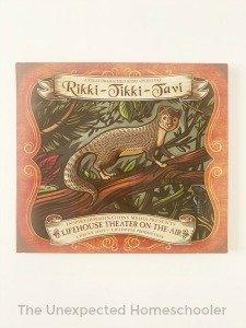 Rikki Tikki Tavi Audio from Library and Educational Services