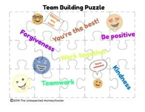Team Building Puzzle
