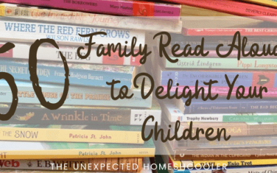 50 Family Read Alouds That Will Delight Your Children