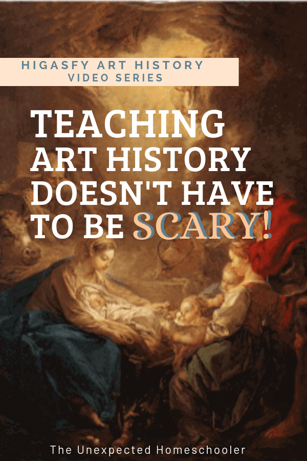 HIGASFY Art History for Kids