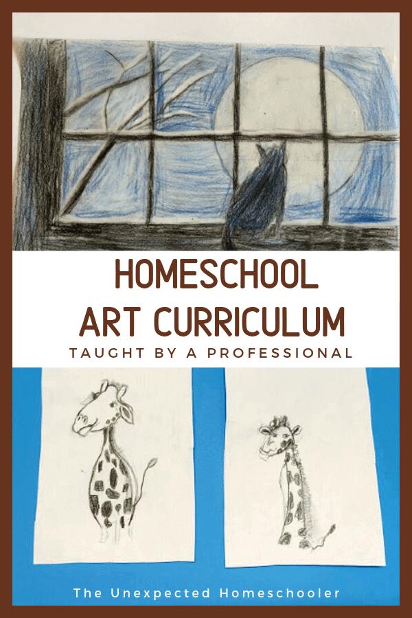 Homeschool Art Curriculum