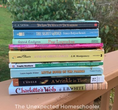 Timeless Classic Family Read Alouds