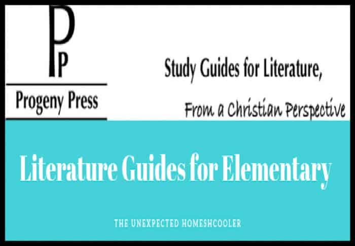 Literature Guides for Elementary