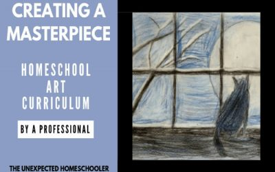 Create a Masterpiece with This Homeschool Art Curriculum