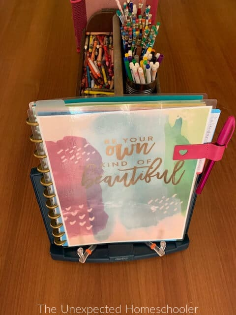 homeschool-binder