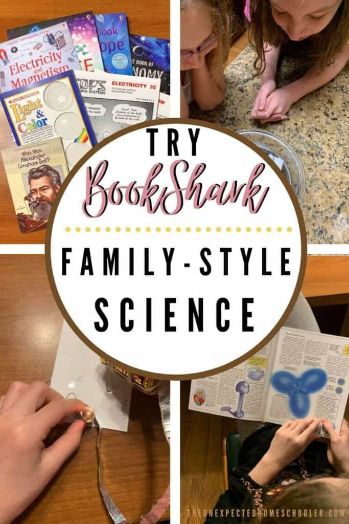 Family Style Homeschool curriculum