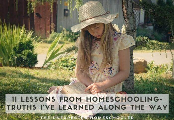 Lessons from Homeschooling