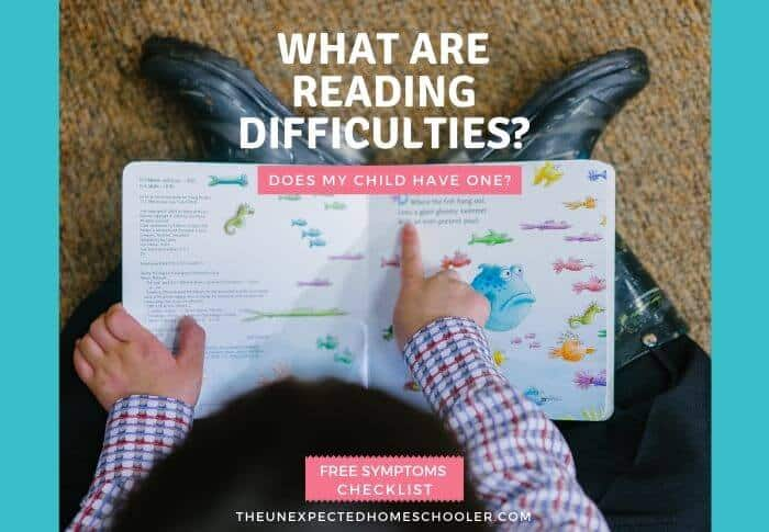 What Are Reading Difficulties?