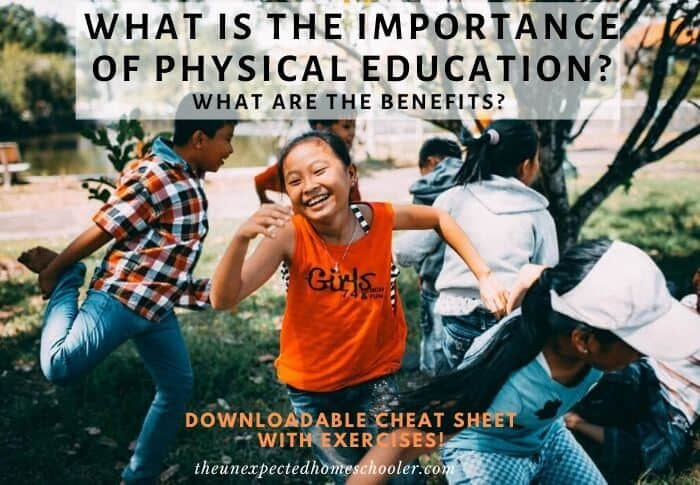 What Is the Importance of Physical Education?