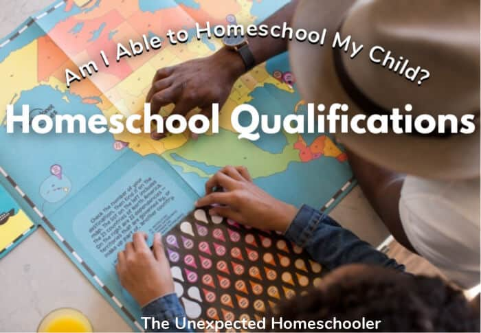 Homeschool Qualifications