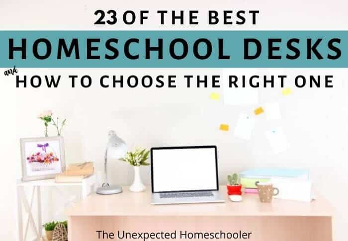 Homeschool Desks
