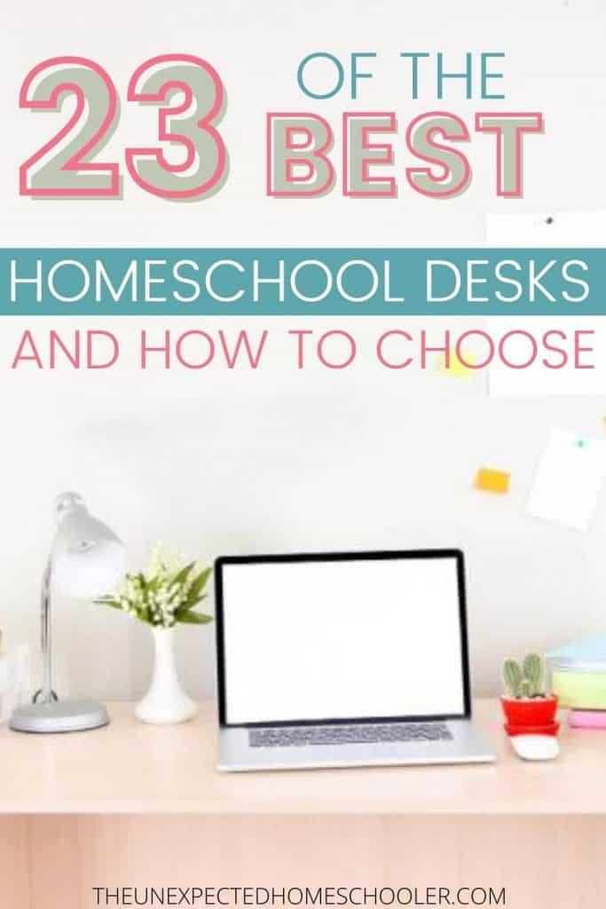 Homeschool Desks