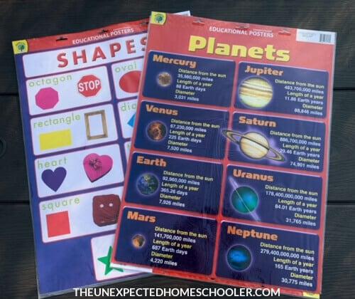 Homeschool Posters