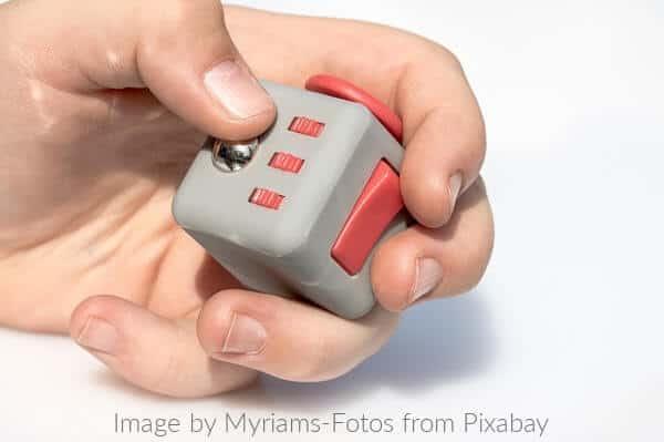 Fidgets to stay on task